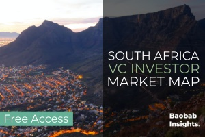South Africa VC Investor Market Map Featured Image