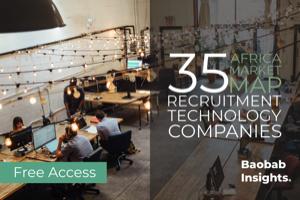 Recruitment Technology 35: Africa Market Map
