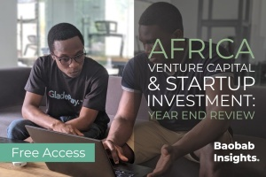 Africa Start-up Funding 2020 - Year End Review