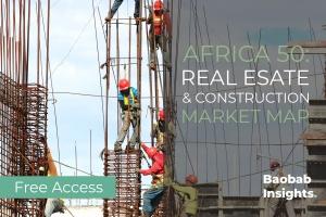 50 PropTech Companies: Africa Market Map