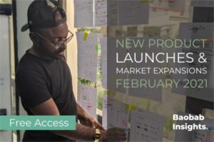 Africa Start-up & Technology Developments February 2021